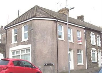 Thumbnail 3 bed property to rent in Herbert Street, Blaengarw, Bridgend