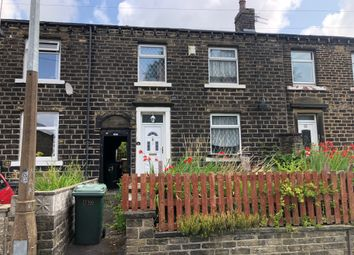 Thumbnail 3 bed terraced house for sale in Burfitts Road, Quarmby, Huddersfield