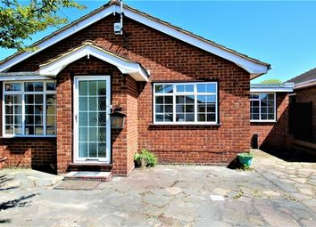 Thumbnail 2 bed detached bungalow for sale in Keer Avenue, Canvey Island, Essex