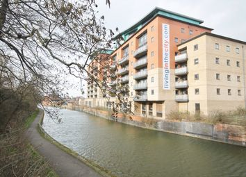 Thumbnail 1 bed flat for sale in Roman Wall, Bath Lane, West End, Leicester