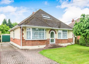 Thumbnail 4 bed detached bungalow for sale in Fair Oak Road, Bishopstoke, Eastleigh
