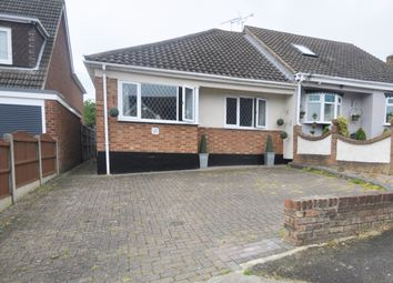 Thumbnail 2 bed semi-detached bungalow to rent in Uplands Road, Benfleet