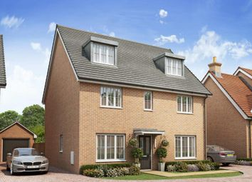 """Thumbnail 5 bedroom detached house for sale in """"Wilton - Plot 293"""" at Ampthill Road, Steppingley, Bedford"""