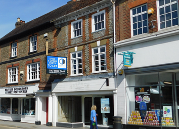 Thumbnail Retail premises to let in High Street, Sevenoaks
