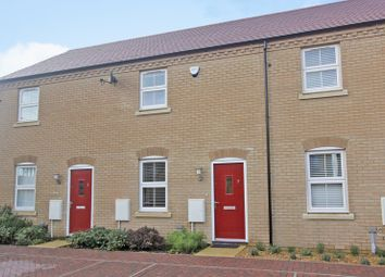 Thumbnail 2 bed terraced house for sale in Chivers Way, Northstowe, Cambridge