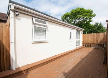 Thumbnail 1 bed bungalow to rent in Rosedene Avenue, London
