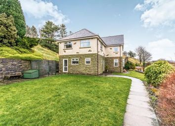 Thumbnail 4 bed detached house for sale in Higher Tunstead, Bacup, Lancashire