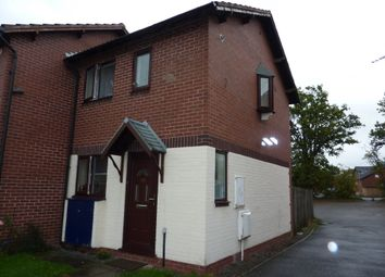 Thumbnail 2 bed end terrace house to rent in The Ridings, Bicton Heath, Shrewsbury