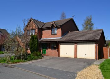 Thumbnail 4 bed detached house for sale in Evesham Close, Pennington, Leigh