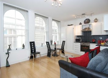 Thumbnail 1 bed flat to rent in Villiers Street, Embankment, London