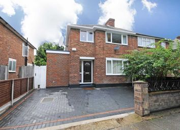 Thumbnail 3 bedroom semi-detached house for sale in First Avenue, London