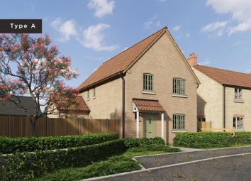 4 bed detached house for sale in Rectory Lea, Fillingham, Gainsborough DN21