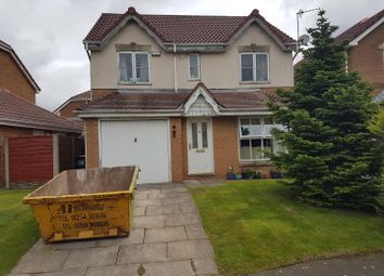 Thumbnail 4 bed detached house for sale in Aster Chase, Lower Darwen, Darwen