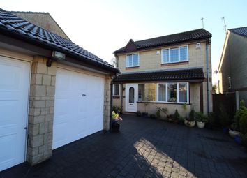 Thumbnail 4 bed detached house for sale in Staunton Fields, Whitchurch, Bristol