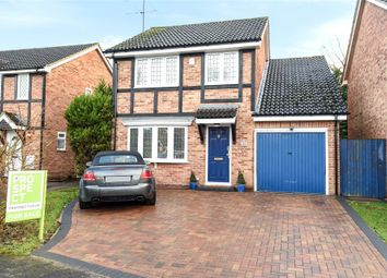 Thumbnail 4 bed detached house to rent in Sandstone Close, Winnersh, Berkshire