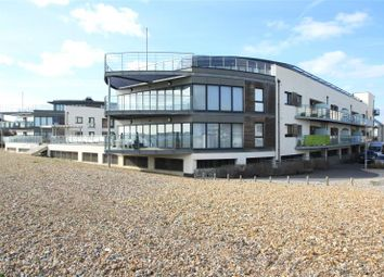 Thumbnail 2 bed flat for sale in Chichester House, The Waterfront, Worthing