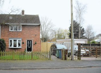Thumbnail 2 bed end terrace house for sale in Carder Avenue, Stafford