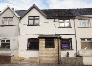 Thumbnail 3 bed terraced house for sale in Halls Road Terrace, Newport