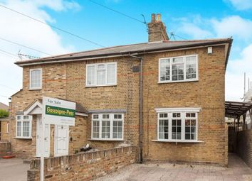 Thumbnail 2 bedroom end terrace house for sale in Long Lane, Staines-Upon-Thames, Surrey