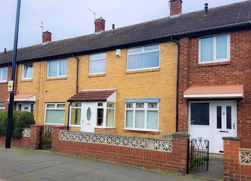 Thumbnail 3 bed terraced house for sale in Store Buildings, North Road, Boldon Colliery