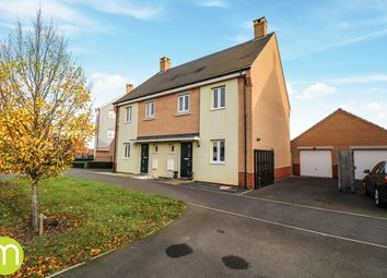 Thumbnail 3 bed semi-detached house for sale in Kensington Road, Colchester