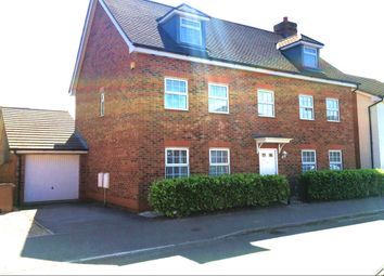 Thumbnail 5 bed detached house to rent in Calthwaite Drive, Brough