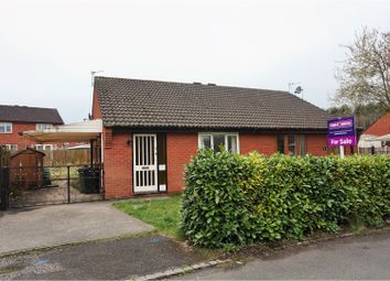 Thumbnail 2 bed semi-detached bungalow for sale in Priory Close, Winsford
