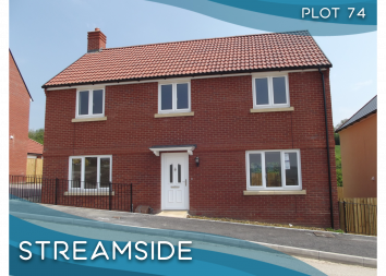 Thumbnail 4 bedroom property for sale in Plot 74, Dukes Way, Axminster