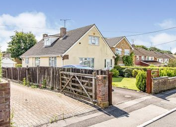 Thumbnail 4 bed detached house for sale in The Drove, Amesbury, Salisbury