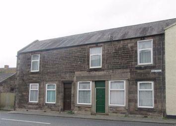 Thumbnail 2 bed flat to rent in Main Street, Tweedmouth, Berwick-Upon-Tweed