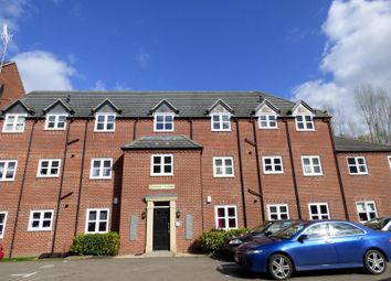 Thumbnail 2 bed flat to rent in Ripley Court, Millbank Place, Nottingham