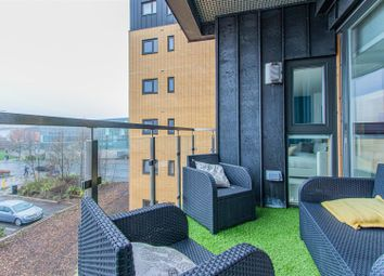 Thumbnail 2 bed flat for sale in Empire Way, Cardiff