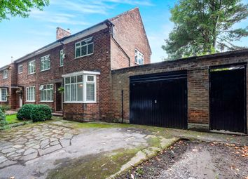 Thumbnail 4 bed semi-detached house for sale in Chaseley Road, Salford, Lancashire