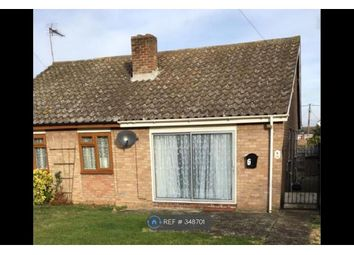 Thumbnail 1 bed semi-detached house to rent in Dickleburgh, Dickleburgh