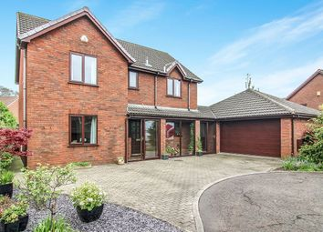 Thumbnail 4 bed detached house for sale in Bowland View, Cabus, Preston