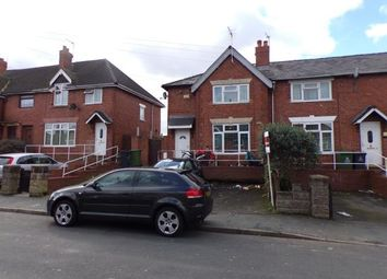 Thumbnail 3 bed semi-detached house for sale in Talke Road, Walsall, West Midlands, .