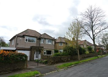 Thumbnail 4 bedroom detached house for sale in Gernhill Avenue, Fixby, Huddersfield