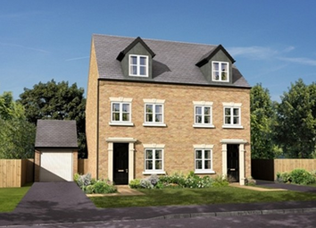 Thumbnail 3 bed semi-detached house for sale in The Belton, Bridgewater Park, Winnington Lane, Northwich, Cheshire