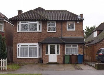Thumbnail 4 bed detached house to rent in Culver Grove, Stanmore, Middlesex