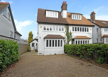 Thumbnail 4 bed semi-detached house to rent in White Hill, Chesham