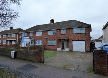 Thumbnail 4 bed semi-detached house for sale in Mile Road, Bedford