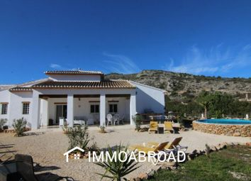 Thumbnail 3 bed villa for sale in 03729 Llíber, Alicante, Spain