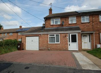 Thumbnail 4 bed semi-detached house for sale in Harvey Crescent, Stanway, Colchester