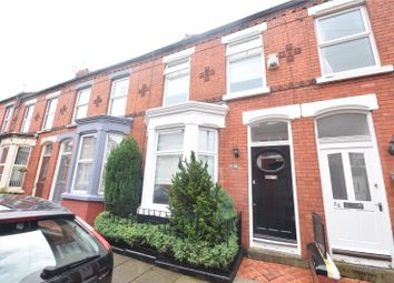 Thumbnail 3 bed terraced house for sale in Truro Road, Wavertree, Liverpool