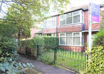 Thumbnail 3 bed semi-detached house for sale in Rosehay Lane, Manchester
