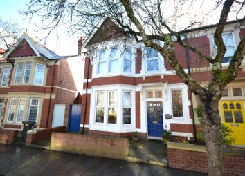 Thumbnail 4 bed end terrace house for sale in Amesbury Road, Penylan, Cardiff