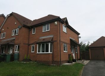 Thumbnail 3 bed semi-detached house for sale in Ibbetson Road, Churwell, Morley, Leeds
