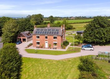 Thumbnail 7 bed detached house for sale in Roston, Ashbourne