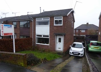 Thumbnail 3 bed end terrace house for sale in Moorfield, Gildersome, Leeds, West Yorkshire