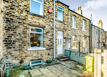 Thumbnail 1 bed terraced house for sale in Lister Street, Moldgreen, Huddersfield